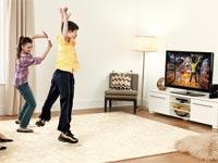 ילדים משחקים משחק ספורט וירטואלי / צלם: יחצ
